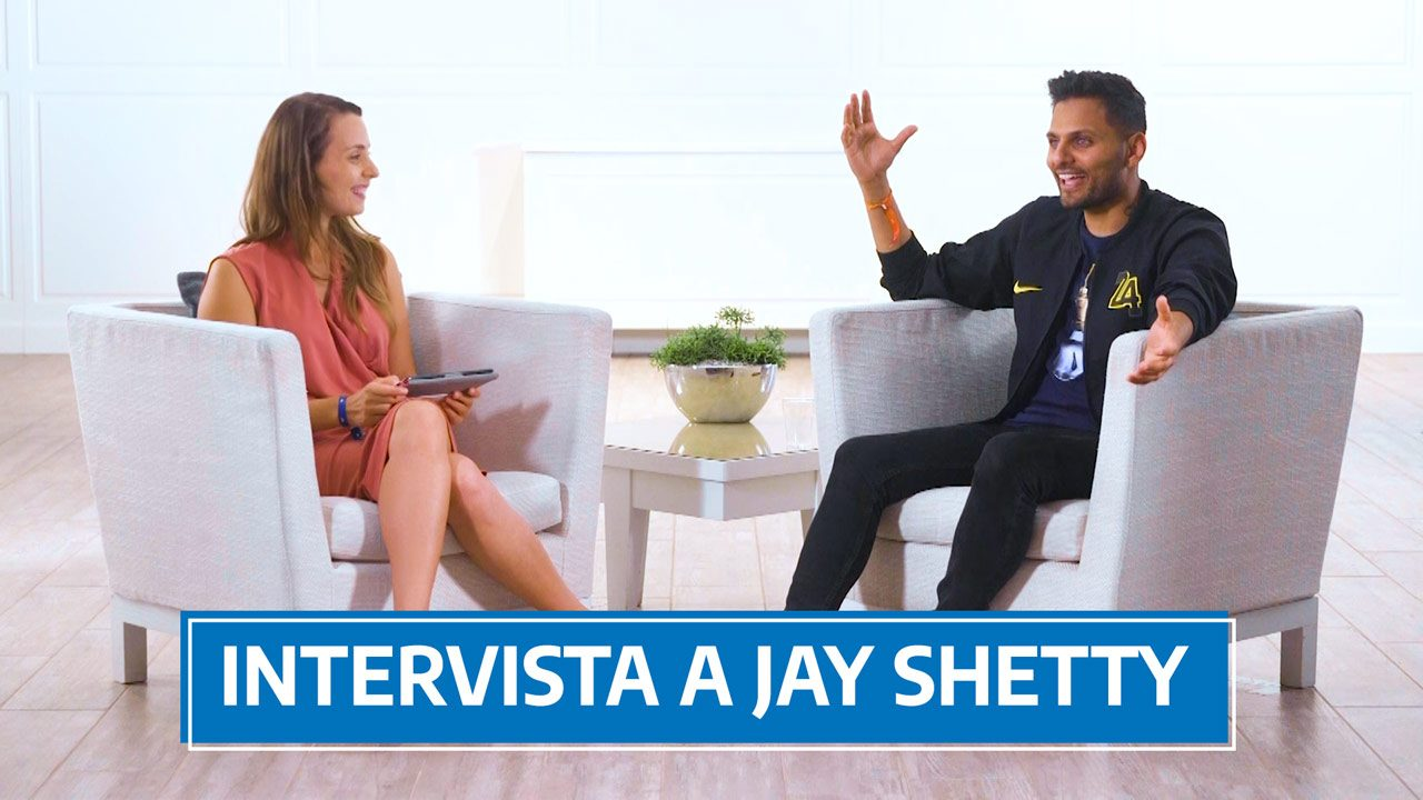 jay Shetty video motivazionali