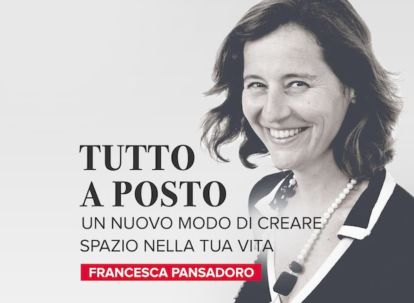 Space clearing con Francesca Pansadoro